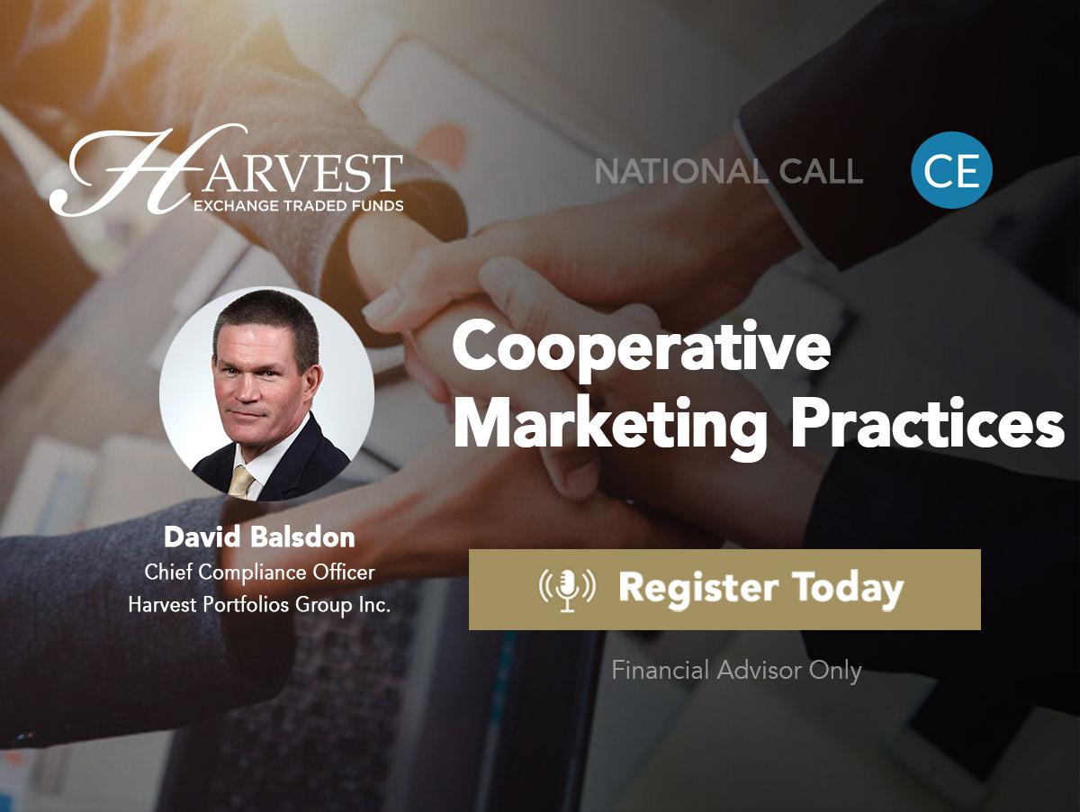 Cooperative Marketing Practices