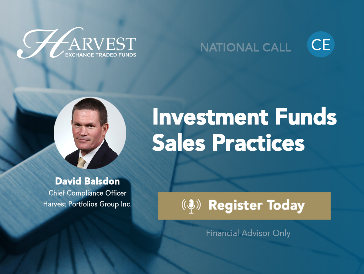 Investment Funds Sales Practices