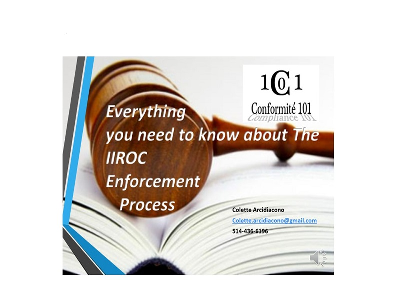 Everything you need to know about the Enforcement process